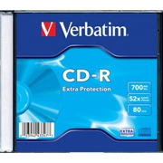 3441 Verbatim CD-R 52X 25pcs.